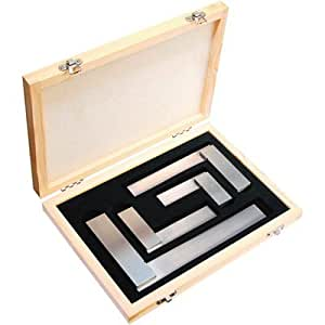 Northern Industrial Engineer's Square Set - 4-Pc., Model# AMS5535