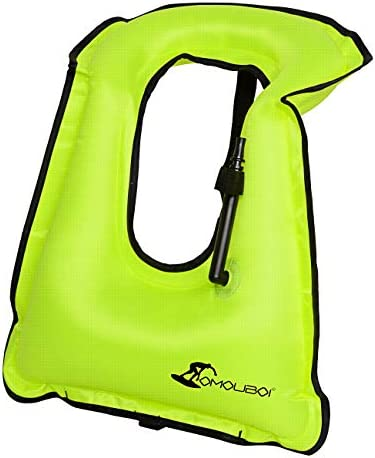 OMOUBOI Inflatable Snorkeling Swimming Safety%EF%BC%88Made product image