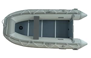 Inflatable Sport Boat, 9.5 Ft Dinghy, Tender, Skiff, Rib, Inflatable Boat, Zodiac Like, Caribe Like, Full Boat & Accessories Package