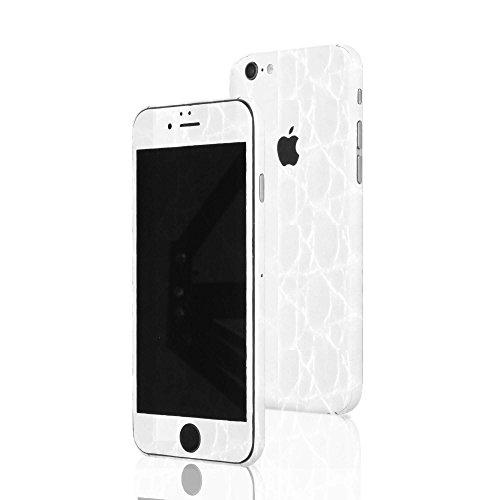 AppSkins Folien-Set iPhone 6 Full Cover - Alligator white