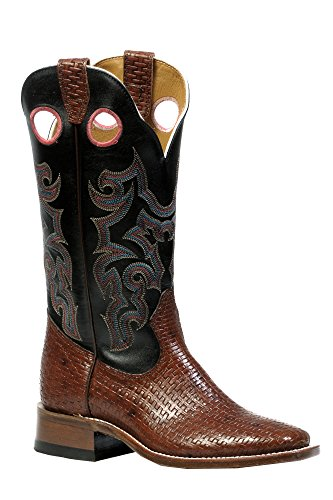 4314 Boots Canestro 1C Western 5 Stockman Boulet 5 Stitching Womens zUAqn4wF