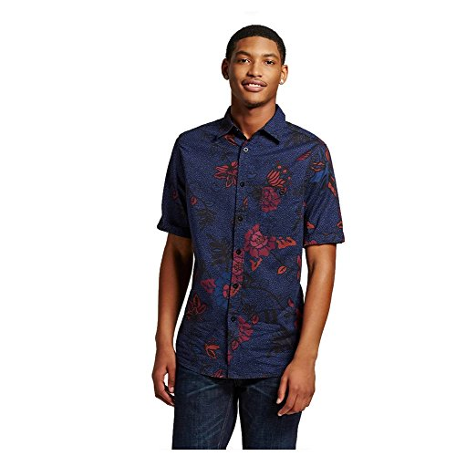 Mossimo supply co mossimo supply co men 39 s big tall for Big and tall button up shirts