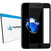 『3D全面粘着』 AUNEOS iPhone 8 Plus フィルム iPhone 8 Plus ガ...