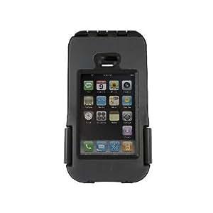 Otterbox Armor Case Negro - fundas para teléfonos móviles (147 x 81 x 25 mm)