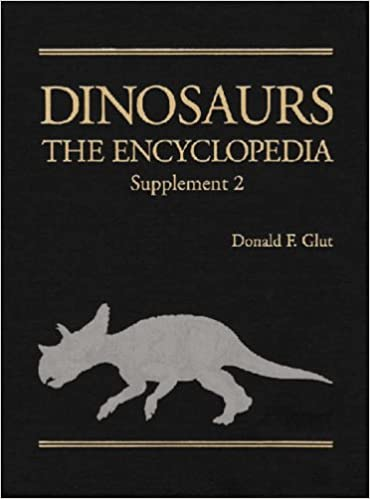 Dinosaurs. The Encyclopedia. Supplement 4