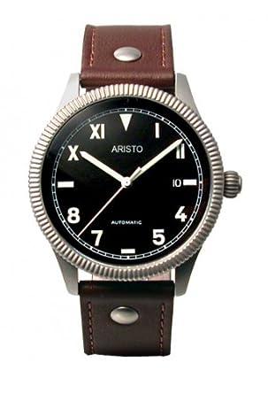 ARISTO Fliegeruhr - Automatik (ETA 2824-2) - Stahl - Ref. 3H137