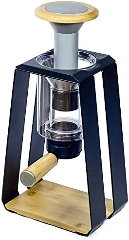 Trinity One Black | Cafetera 3 en 1 : Coffee Press, Coffee Drip ...