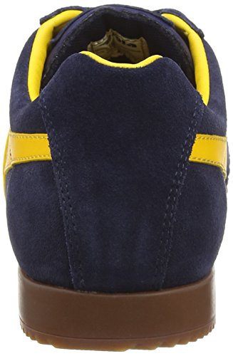 Homme Suede Bleu Sneakers Navy Harrier Sun Basses Gola aqxwIFCI