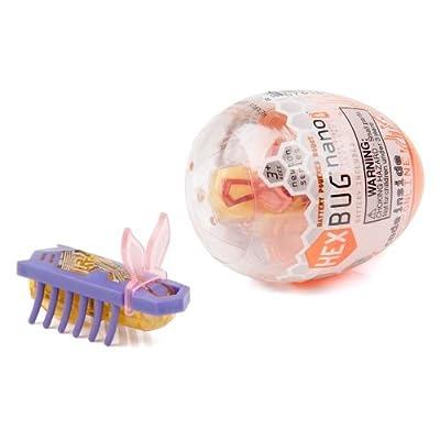 HEXBUG Nano Easter Egg, Random Color: Toys & Games