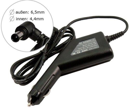 KFZ Auto Notebook Netzteil Ladekabel Ladegerät für Sony Laptop Vaio VGN-CR42S/B /L /W