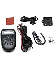 TPX A-01-01 Motorcycle Radar and Laser Detection System Version 2.0,1 Pack, Black