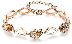 Wish Stone Bracelet Made Swarovski Crystals