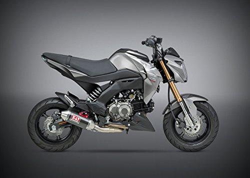 YOSHIMURA 14120AB250 RS-2 Carbon Full Exhaust for Kawasaki