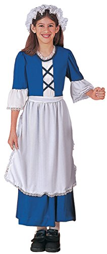Morris Costumes Little Colonial Miss Child (Little Colonial Miss Child Costumes)
