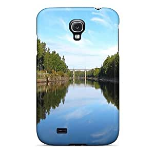 Fashion Irm6121Ispe Case Cover For Galaxy S4(landscape)
