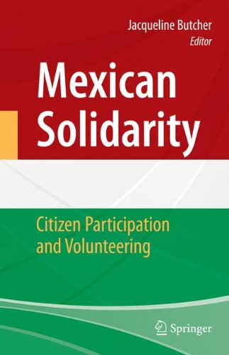 Mexican Solidarity: Citizen Participation and Volunteering