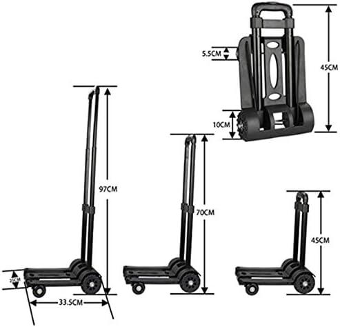 "Acclaim Farne Midi Nylon Four Bowls Level Lawn Flat Green Short Mat Indoor /& Outdoor Bowling Bag /& 38/"" Tall Folding Telescopic Handle Luggage Bag Trolley"