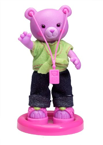 Build-A-Bear Workshop - Furbulous Fashion Friends - Grooving Bear ()