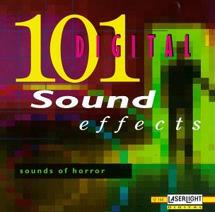 Sounds of horror CD cover