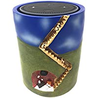 Cumeou Statue Crafted Guard Dock Station Holder For Amazon Round Echo Dot 2nd And 1st generation Speaker, Jam Classic Speaker