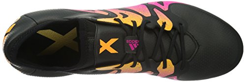 Noir 1 Pink Football X15 Performance adidas Chaussures Core Gold de SG Negro Schwarz Solar Black Shock EOA0RUwq