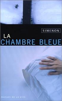 La Chambre bleue par Simenon