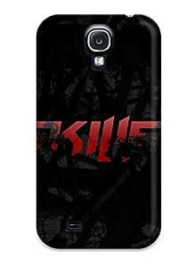 HvzSIKl29vpAgl Kimberly M Taylor Skillet Durable Galaxy S4 Tpu Flexible Soft Case