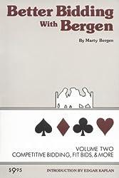 Better Bidding With Bergen Vol II, Competitive Bidding, Fit Bids, & More