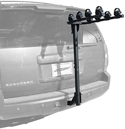Force Rax S.2 Deluxe 4 Bike Hitch Car Rack for 2 Hitch 740284