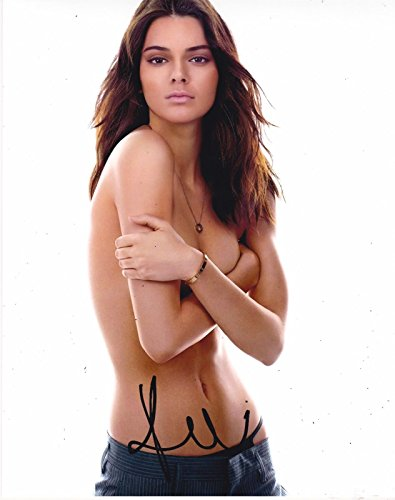 Hot Autograph Signed 8x10 Photo - 8