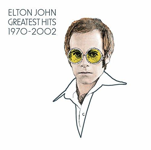 Elton John - Greatest Hits 1970-2002 (Limited Edtion+