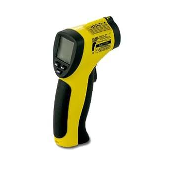 Trotec BP20 - Termómetro infrarrojo (medición temperatura: -35 °C hasta +800 °C)