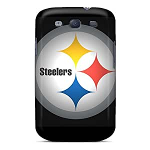 (aDI11648gThR)durable Protection Cases Covers For Galaxy S3(pittsburgh Steelers)