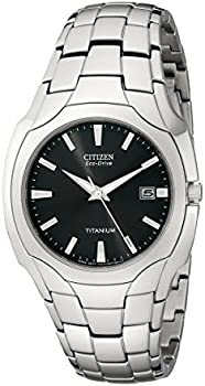 Citizen Eco-Drive Titanium Men's Watch