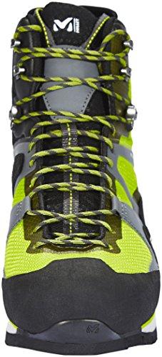 MILLET Elevation GTX, Stivali da Escursionismo Alti Uomo Verde (Acid Green 6139)