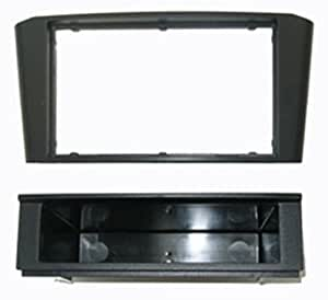 Autoleads FP-11-17 - Soporte para radio DIN para Toyota Avensis T25, color negro