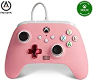 PowerA Enhanced Wired Controller for Xbox - Pink, Gamepad, Wired Video Game Controller, Gaming Controller, Xbo