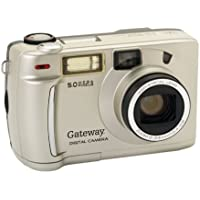 Gateway DC-M50 5MP Digital Camera w/ 3x Optical Zoom