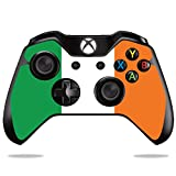Cheap MightySkins Skin For Microsoft Xbox One/One S Controller – Irish Flag Protective, Durable, and Unique Vinyl Decal wrap cover | Easy To Apply, Remove, and Change Styles | Made in the USA