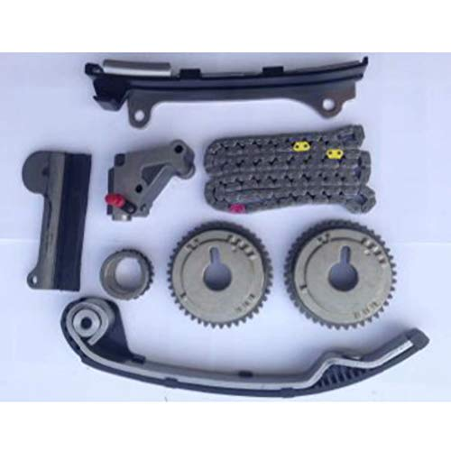 - Engine QG18DE Timing Chain Gear Kit for 00-06 Nissan Sentra XE GXE 1.8L QG18DE Engine