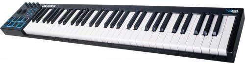 Alesis V61 maestro 61-Teclado MIDI notas 8 unidades: Amazon ...