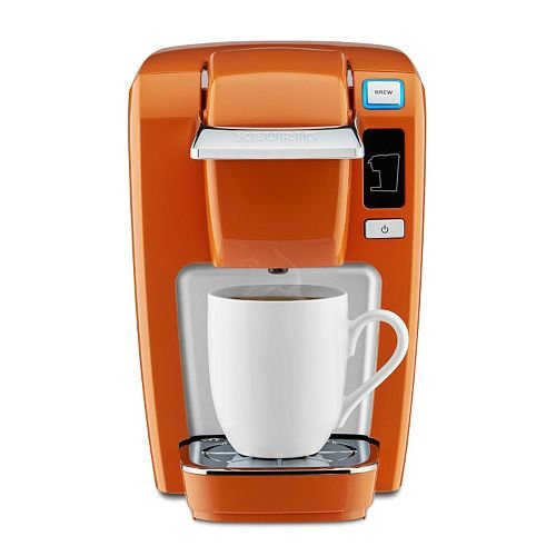 Keurig K15 120316 Single Serve Coffee Maker BURNT ORANGE (Newest, Rarest Color)