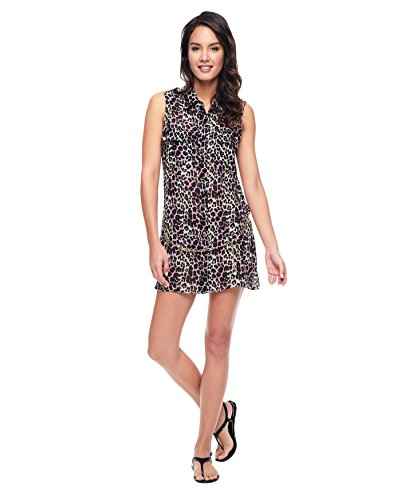 juicy couture beach cover up dress - 8