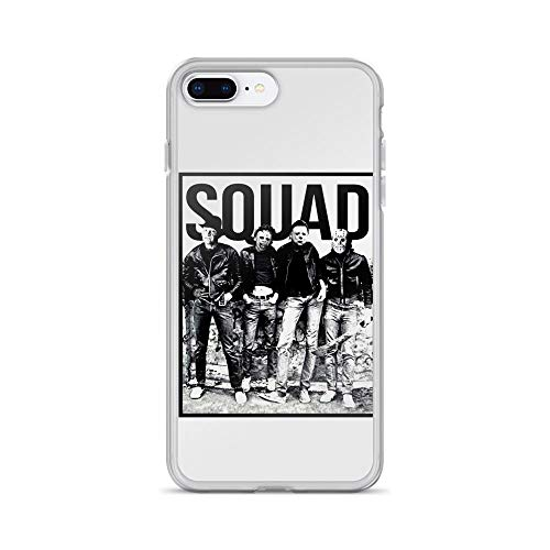iPhone 7 Plus/8 Plus Pure Case Cover Squad Halloween -