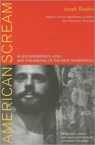 howl allen ginsberg analysis