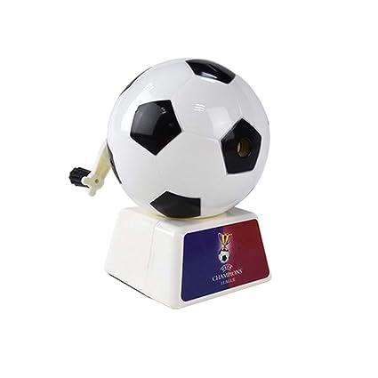 Sacapuntas manual de plástico con forma de balón de fútbol ...
