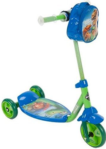 Scooters For Kids - The Good Dinosaur Boys 3 Wheel Kick Scooter by Huffy by Huffy