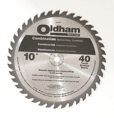 Oldham Circular Saw Blade All-Purpose 10