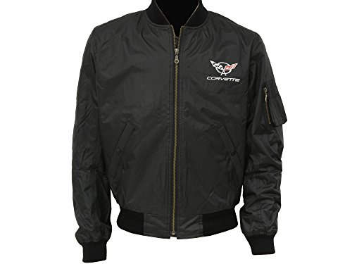 1997-2004 Corvette Jacket Aviator Style X-Large by Corvette Central