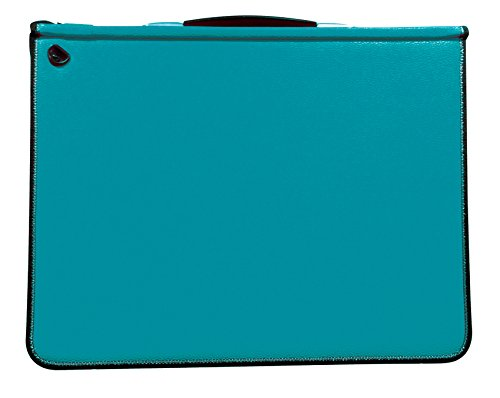 Artcare 1548309046x 5x 36cm A3synthetic material Premier portfolio con 5senza maniche, Barbados blu Mapac